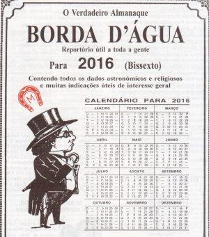 Borda d´Água 2016